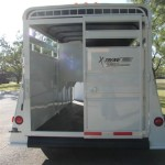 4 Horse X-treme Gooseneck Combo