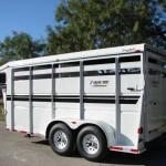 3 Horse X-treme Gooseneck Combo