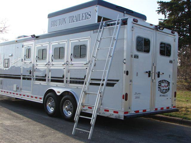 Silver Series Bruton Trailers