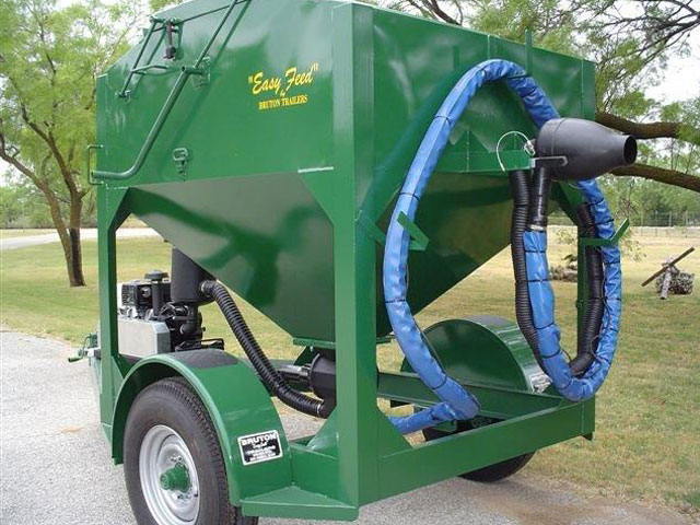Easy Feed | Bruton Trailers